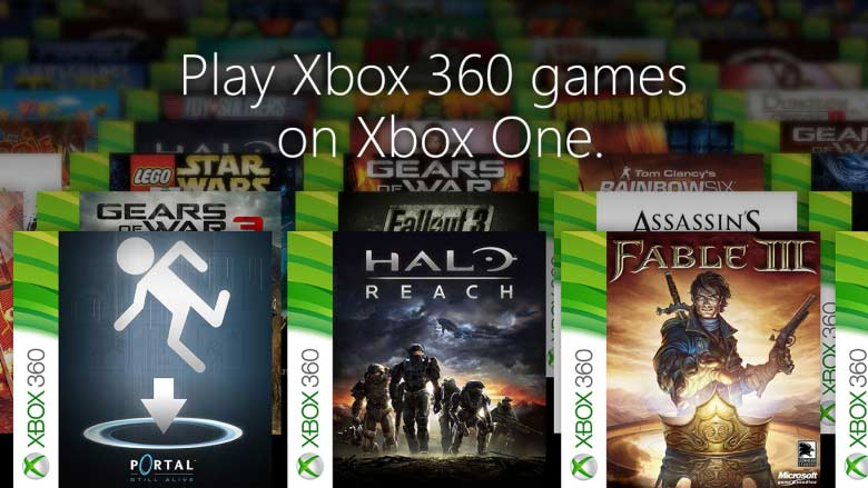 Xbox One Backwards Compaibility