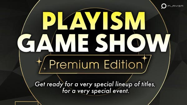 PLAYISM Game Show 2021