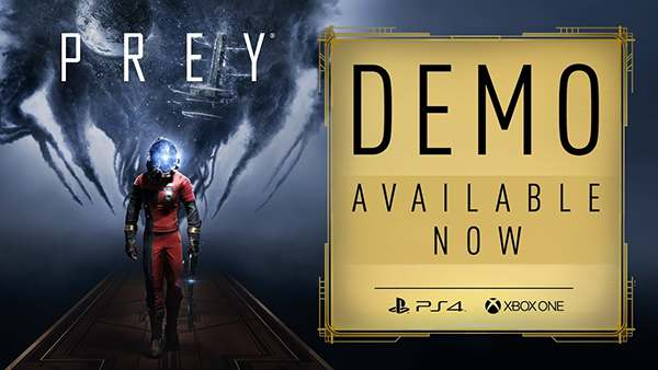 Prey's Free Opening Hour Demo Is Available Now On Xbox One, PlayStation 4