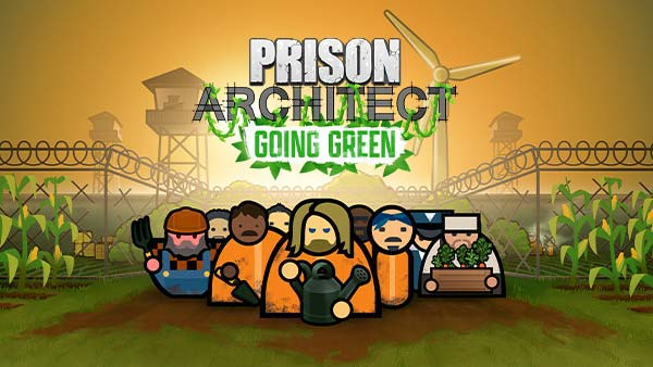 Prison Architect's Going Green expansion coming to Xbox One, PS4, Nintendo Switch and PC on January 28