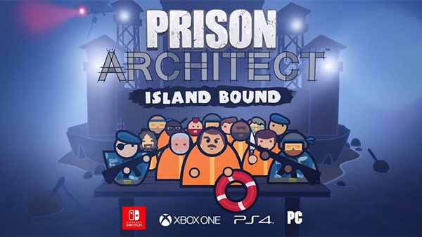 Prison Architect Island Bound Expansion