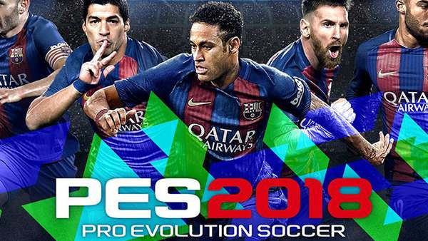 Pro Evolution Soccer (PES 2018) Is Now Available For Digital Pre-Order on Xbox One