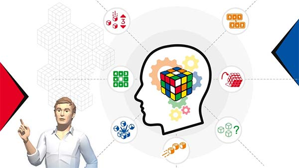Professor Rubik's Brain Fitness Now Available For Xbox Series X|S and Xbox One