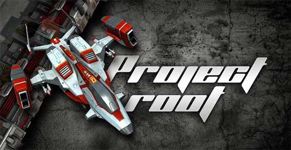 Project Root SHMUP Video Game