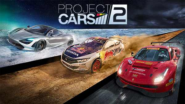 Project CARS 2 Races Onto Xbox One, PlayStation 4 and Windows PC