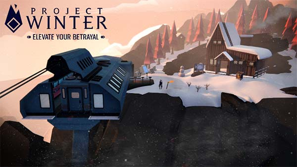 Project Winter Evelate Your Betrayal