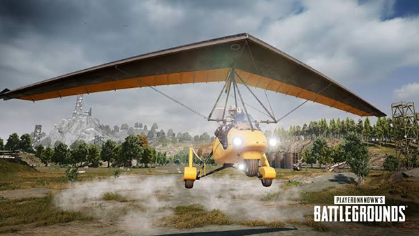 PUBG Motor Glider Ultra-light