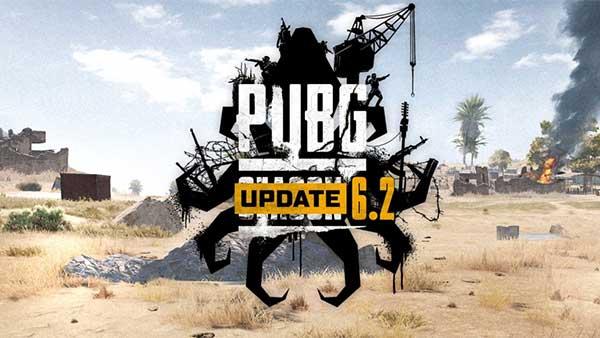 PUBG Update 6.2