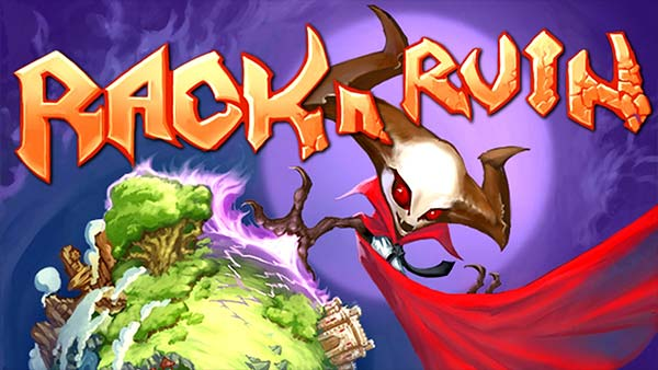 Top-down action adventure game 'Rack N Ruin' launches for Xbox on January 29th; Pre-order now!