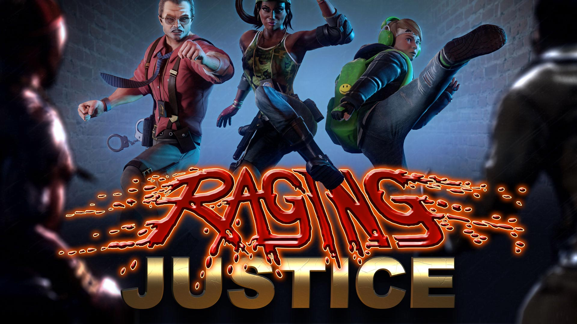 Raging Justice Is Now Available For Xbox One