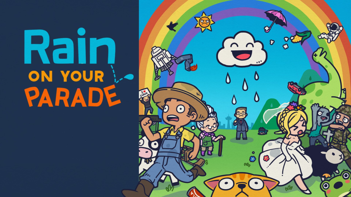 Rain On Your Parade Game
