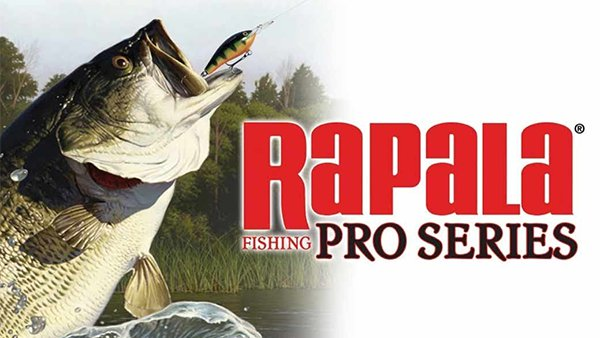 Rapala fishing pro series launches on xbox one and ps4 for Ps4 bass fishing games