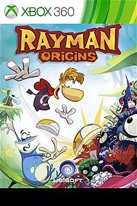 Rayman Origins Xbox 360 Box Art