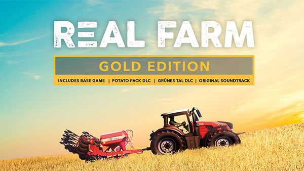 Real Farm Gold Edition launches June 24th on Xbox One, PS4, Steam and Epic Games Store