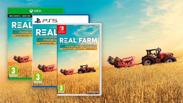 Real Farm Premium Edition Arrives September 30 on Xbox Series X|S, PS5 & Nintendo Switch