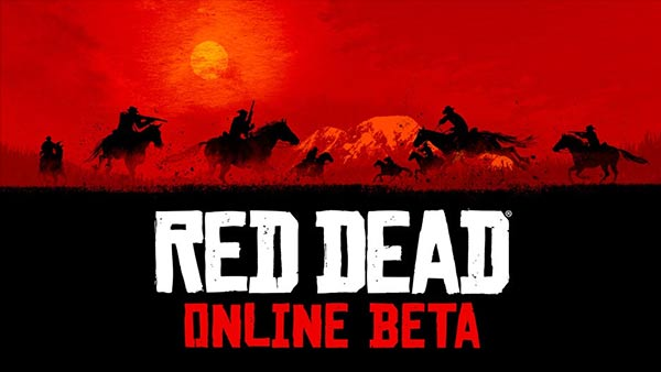 Red Dead Online: Red Dead Online BETA Available Now On Xbox One, PS4