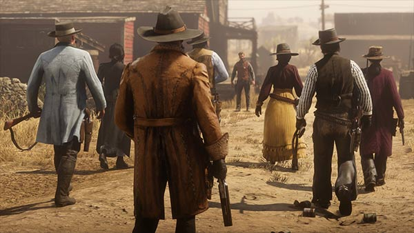 Red Dead Online Screenshot