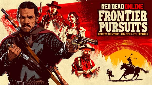 Red Dead Online now available as a Stand Alone Game for Xbox One, PlayStation 4 and PC