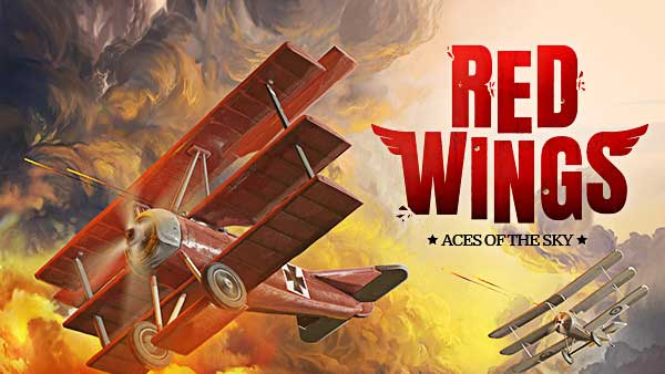 Red Wings: Aces Of The Sky Xbox Pre-order NowAvailable