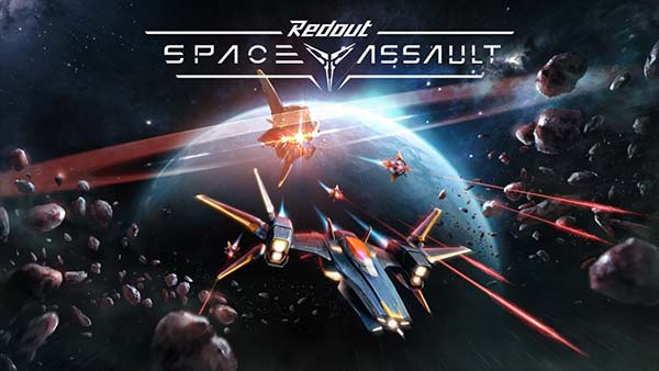 Redout: Space Assault is out today on Xbox One, Xbox Series X|S, PS4, PS5, Switch and PC