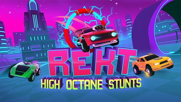 REKT! High Octane Stunts races onto Xbox One, Xbox Series X|S, and Windows 10 today!