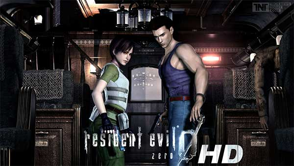 Resident Evil 0 HD Remastered
