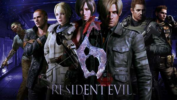 Resident Evil 6 for Xbox One, PS4