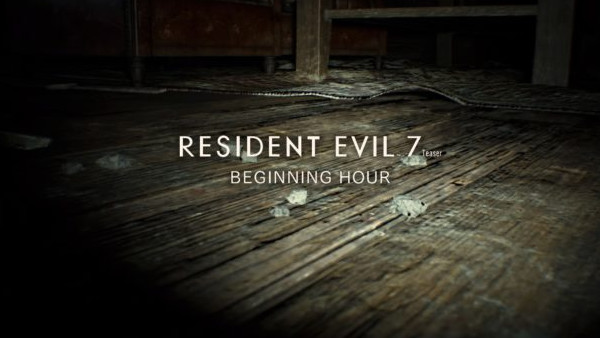 Resident Evil 7 Beginning Hour Demo