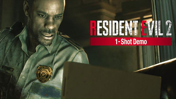 RESIDENT EVIL 2: 1-Shot Demo is Out Now on Xbox One; RE2 release date and more