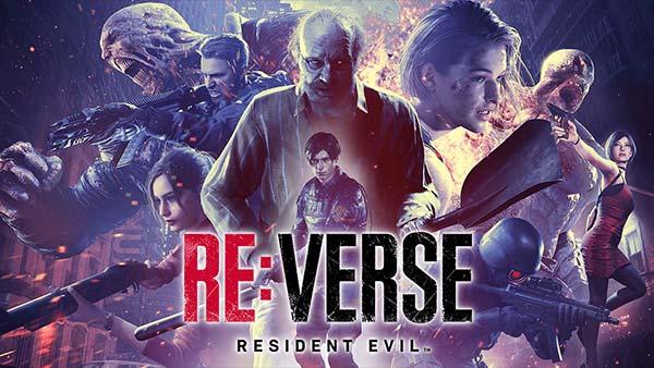 Resident Evil Reverse Open Beta