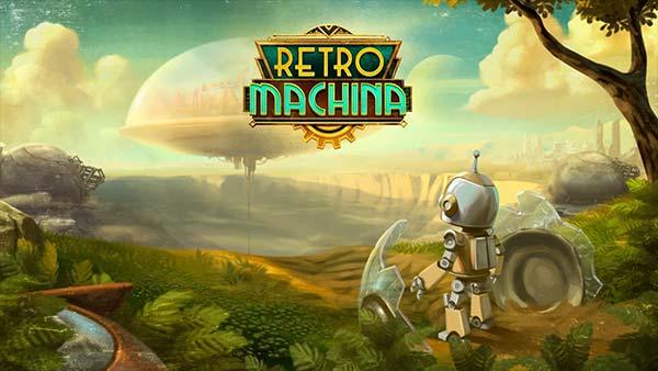 Retro-futuristic puzzler Retro Machina launches for Xbox, Switch, PlayStation and PC