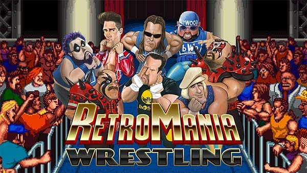 RetroMania Wrestling Is Out Now For Xbox One, Xbox Series X & Series S