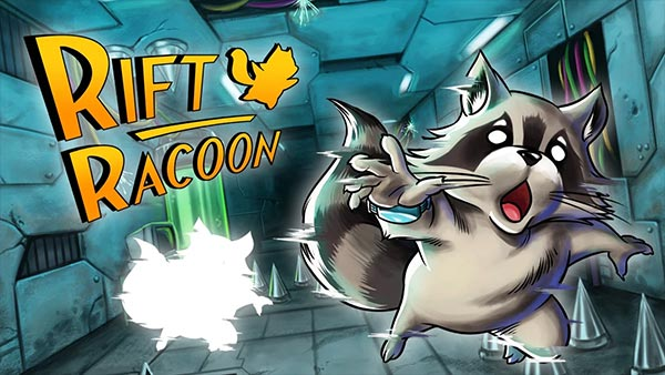 Rift Racoon Launches Today On Xbox One, Xbox Series X|S, PS4, PS5, and Nintendo Switch