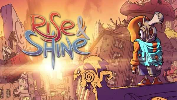 Rise & Shine Is Now Available For Pre-Order on Xbox One