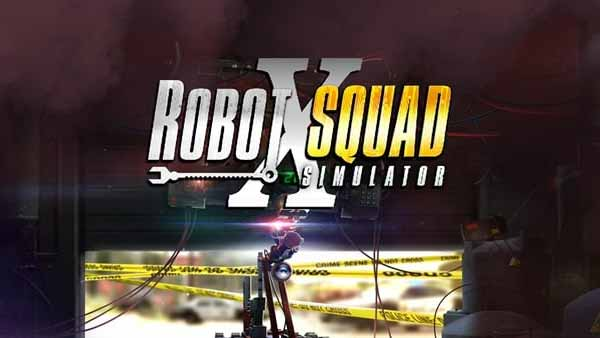 Robot Squad Simulator X now available on Xbox One