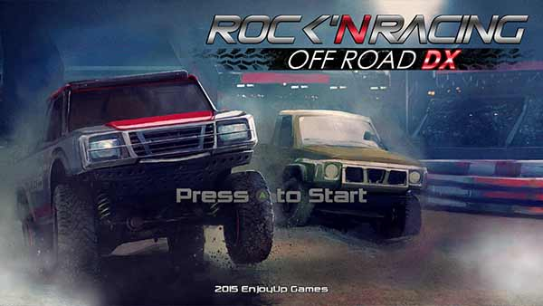 EnjoyUp Games Rock N Racing Off Road DX Races Onto Xbox One - Out Now