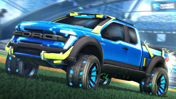 Rocket League: Psyonix and Ford join forces to announce Freestyle Invitational competitive esports event