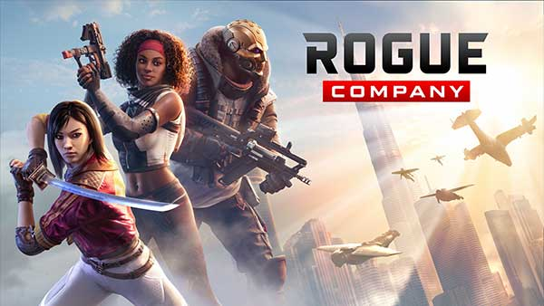 Rogue Company Founder's Packs Available Now