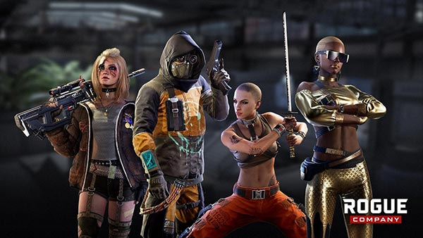 Rogue Company Season Two Features a New Rogue, Map, and Battle Pass
