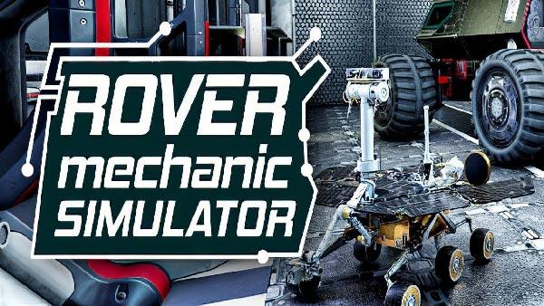 Rover Mechanic Simulator for XBOX