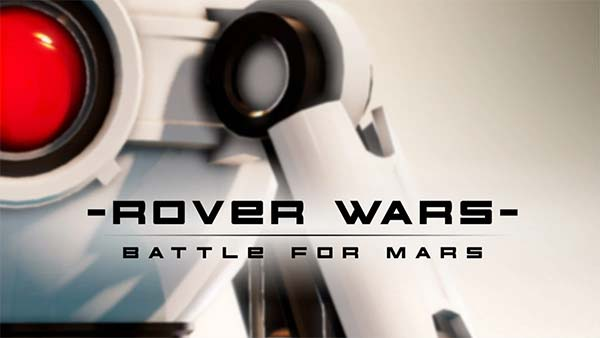 Rover Wars Battle For Mars Xbox Preorder