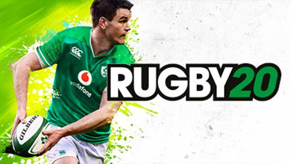 RUGBY 20 is out now on Xbox One and PC