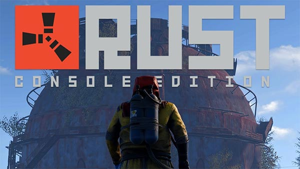 Rust Console Edition hits Xbox and PlayStation Today!