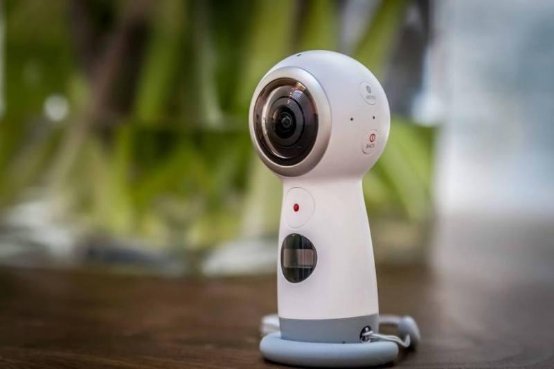 Samsung Gear 360 Device