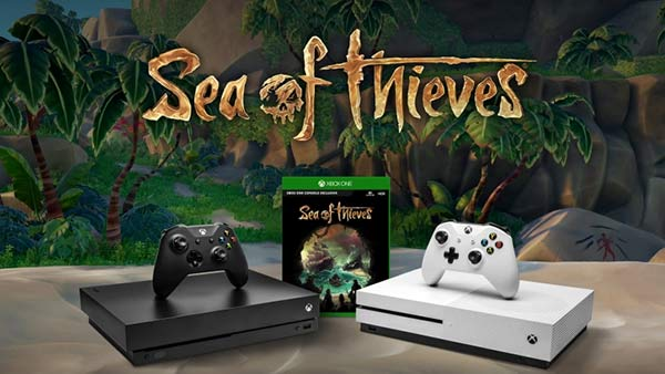 'Sea Of Thieves' Out Now - Buy Xbox One X, Get Sea of Thieves FREE