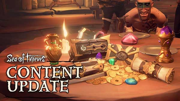 Sea of Thieves Content Update (January 2020)