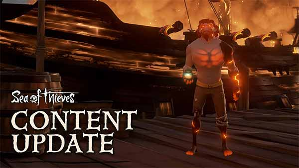 Sea of Thieves March 2020 Content Update