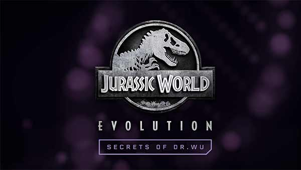 Jurassic World Evolution: Secrets of Dr. Wu DLC