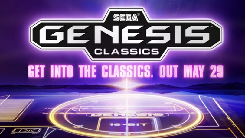 SEGA Genesis & Mega Drive Classics Now Available For Digital Pre-order On Xbox One, PS4