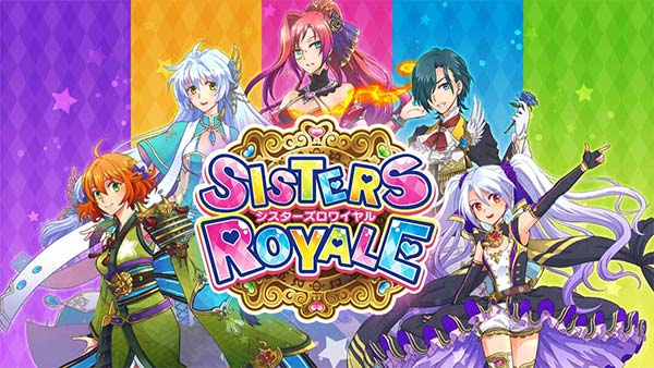 Sisters Royale: Five Sisters Under now available for digital pre-order on Xbox One